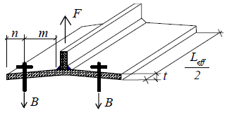 Axle Order Form likewise End Plate Or Column Flange In Bending Bolts In Tension 01 further In The Wind Floor Light also 2810275 Building purloins also 5 9 Eave Struts. on web truss