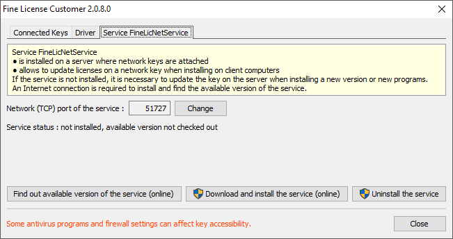 Install and Configure the Network Service | Processes