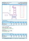 GEO5 Block Stützmauer - einen Ausgabebericht