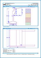 GEO5 Culées - Exemple de note de calcul Culées