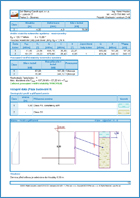 GEO5 Sheeting Check - Output Report Sample
