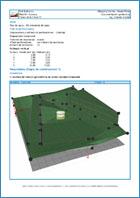 GEO5 Рельеф - Пример отчета программы