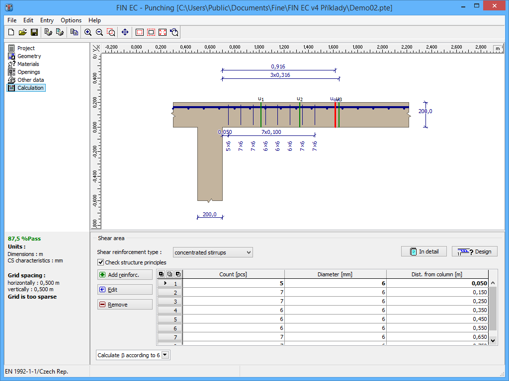 Slab Design Software
