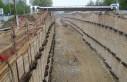 Pažená stavební jáma